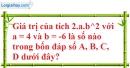 Bài 146 trang 90 SBT toán 6 tập 1