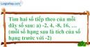 Bài 147 trang 90 SBT toán 6 tập 1