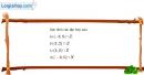 Bài 1.47 trang 19 SBT đại số 10
