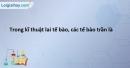 Bài 16,17,18,19,20 SBT Sinh học 12 trang 56
