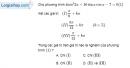 Bài 1.34 trang 38 SBT đại số và giải tích 11
