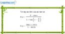 Bài 1.39 trang 40 SBT đại số và giải tích 11