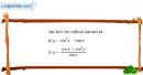 Bài 1.40 trang 40 SBT đại số và giải tích 11