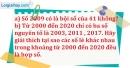 Bài 157 trang 25 SBT toán 6 tập 1