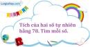 Bài 163 trang 26 SBT toán 6 tập 1