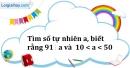 Bài 166 trang 26 SBT toán 6 tập 1