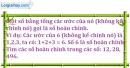 Bài 167 trang 26 SBT toán 6 tập 1