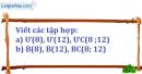 Bài 170 trang 27 SBT toán 6 tập 1