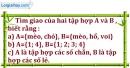 Bài 172 trang 27 SBT toán 6 tập 1