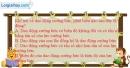 Bài 4.6, 4.7, 4.8 trang 13 SBT Vật Lí 12
