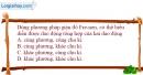 Bài 5.1, 5.2 trang 13 SBT Vật Lí 12