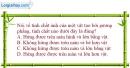 Bài 5.1 trang 15 SBT Vật lí 7