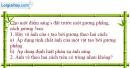Bài 5.2 trang 15 SBT Vật lí 7
