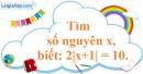 Bài 13.3 trang 92 SBT toán lớp 6 tập 1