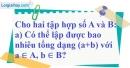 Bài 152 trang 91 SBT toán 6 tập 1