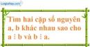 Bài 155 trang 91 SBT toán 6 tập 1