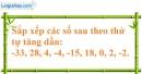 Bài 161 trang 93 SBT toán 6 tập 1