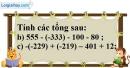 Bài 162 trang 93 SBT toán 6 tập 1