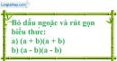 Bài II.1 phần bài tập bổ sung trang 94 SBT toán 6 tập 1