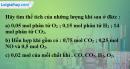 Bài 18.4 trang 26 SBT hóa học 8