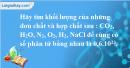 Bài 19.5 trang 27 SBT hóa học 8