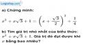 Bài 82 trang 18 SBT toán 9 tập 1