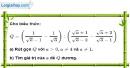 Bài 86 trang 19 SBT toán 9 tập 1