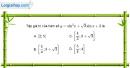 Bài 1.54 trang 41 SBT đại số và giải tích 11