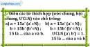 Bài 17.1 phần bài tập bổ sung trang 29 SBT toán 6 tập 1