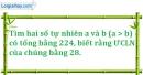 Bài 17.3 phần bài tập bổ sung trang 29 SBT toán 6 tập 1