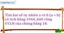 Bài 17.4 phần bài tập bổ sung trang 30 SBT toán 6 tập 1