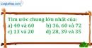 Bài 176 trang 28 SBT toán 6 tập 1