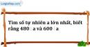 Bài 178 trang 28 SBT toán 6 tập 1