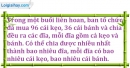 Bài 186 trang 29 SBT toán 6 tập 1