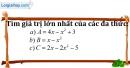 Bài 20 trang 7 SBT toán 8 tập 1