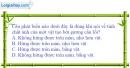 Bài 7.1 trang 18 SBT Vật lí 7