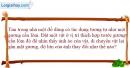 Bài 8.2 trang 21 SBT Vật lí 7