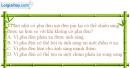 Bài 8.6 trang 21 SBT Vật lí 7