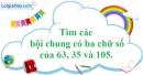 Bài 193 trang 30 SBT toán 6 tập 1