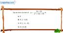 Bài 2.7 trang 31 SBT đại số 10