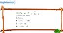 Bài 2.8 trang 31 SBT đại số 10