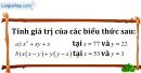 Bài 23 trang 8 SBT toán 8 tập 1