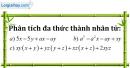 Bài 32 trang 10 SBT toán 8 tập 1