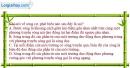 Bài 7.6, 7.7 trang 19 SBT Vật Lí 12