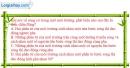 Bài 7.8, 7.9 trang 19 SBT Vật Lí 12