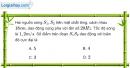 Bài 8.5, 8.6 trang 22 SBT Vật Lí 12