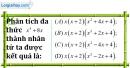 Bài 9.1 phần bài tập bổ sung trang 11 SBT toán 8 tập 1