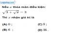 Bài 96 trang 21 SBT toán 9 tập 1