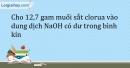Bài 26.10 Trang 32 SBT Hóa học 9