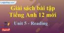 Reading - trang 36 Unit 5 SBT Tiếng anh 12 mới